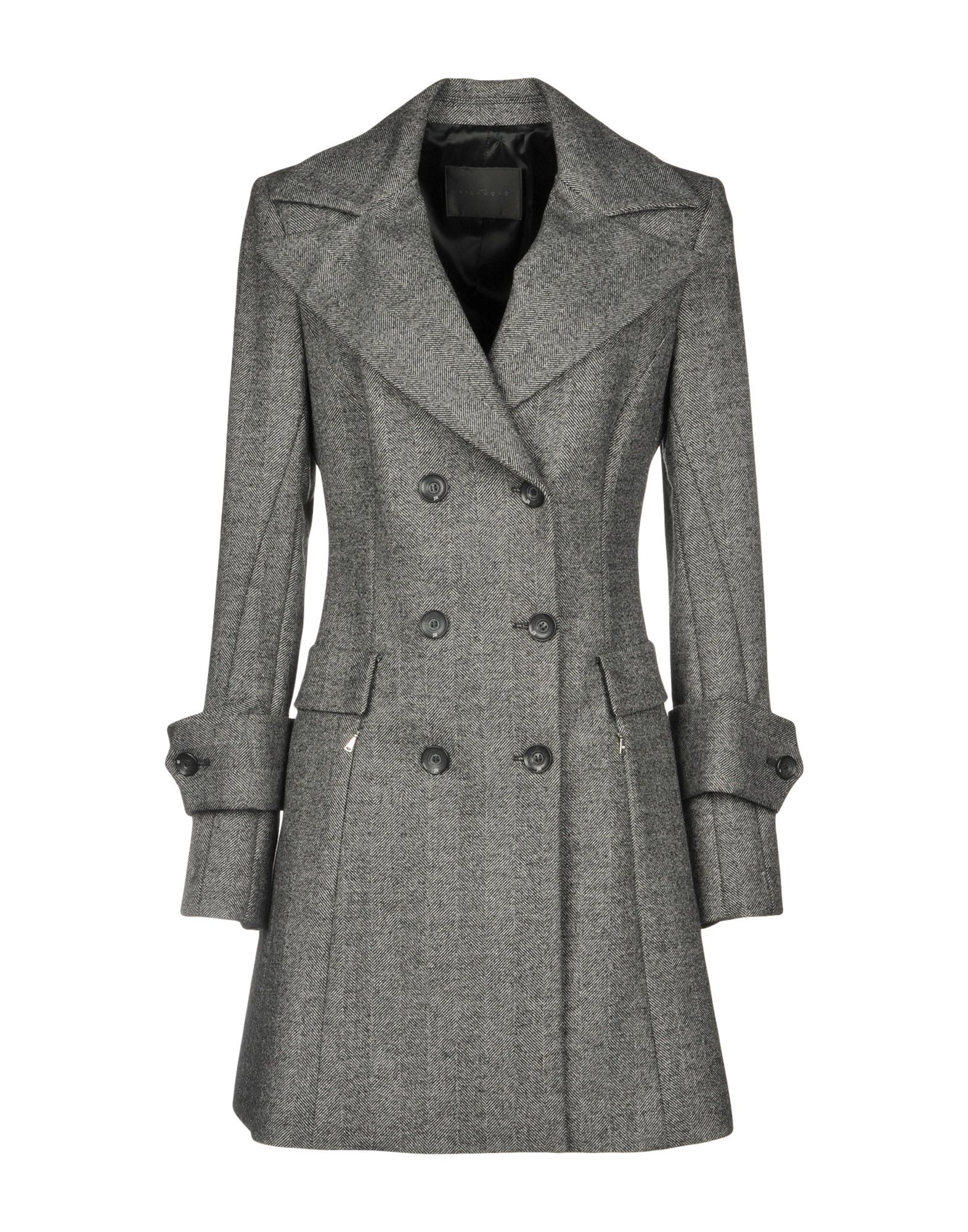 JOHN RICHMOND Пальто john richmond легкое пальто