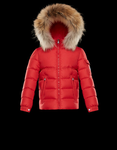 NEW BYRON Red Kids 4-6 Years - Boy