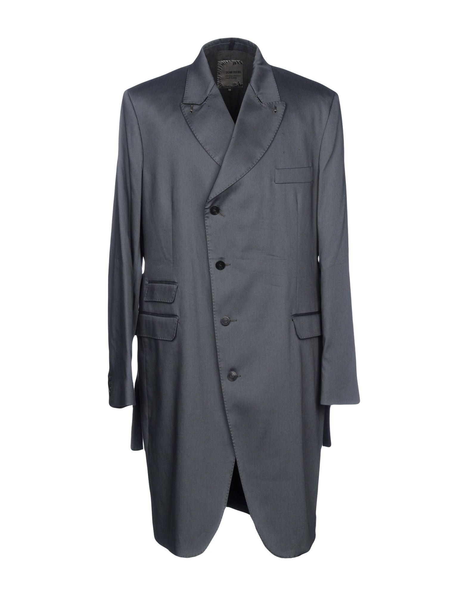 TOM REBL Легкое пальто цена