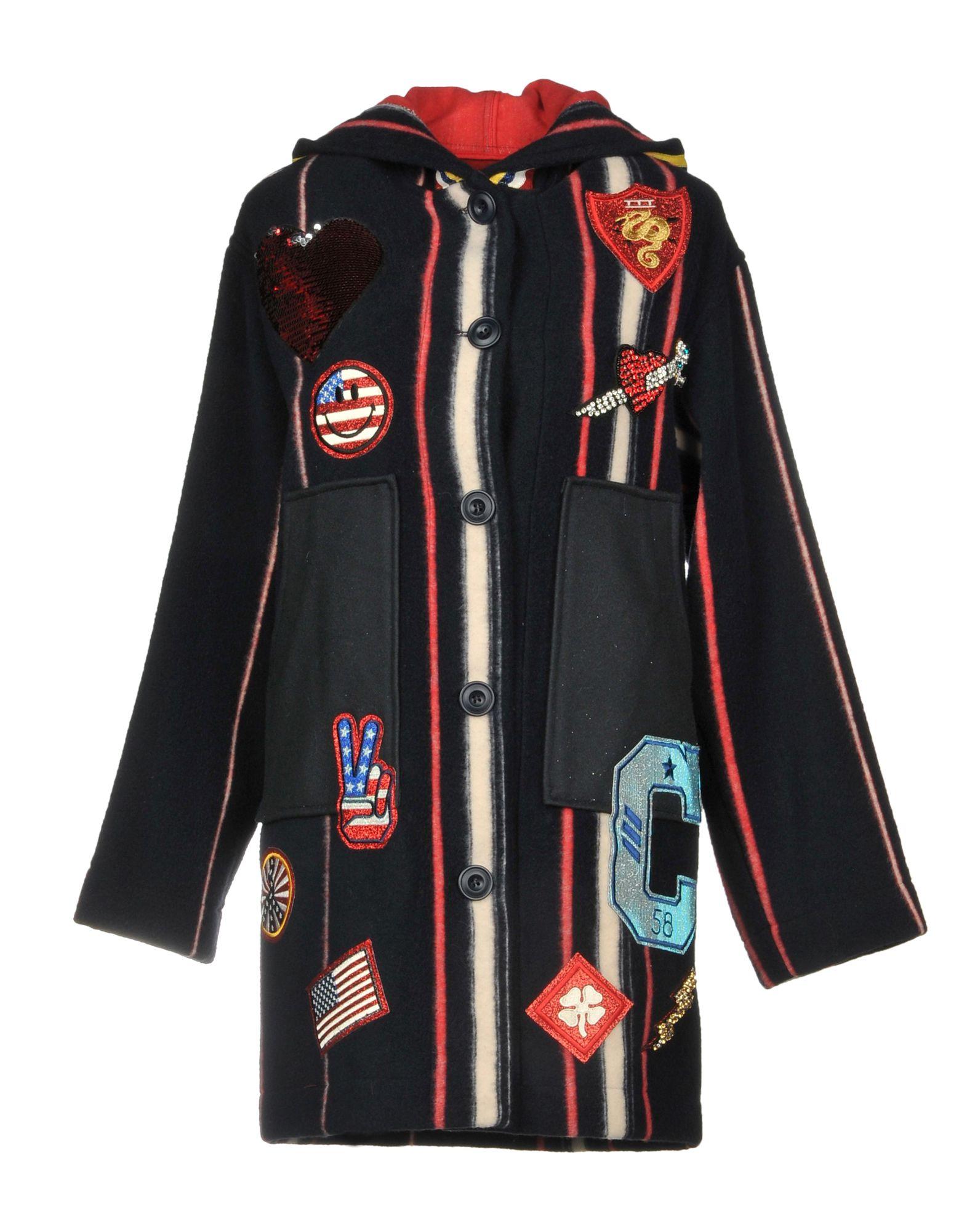 HISTORY REPEATS Пальто 2016 осенью дамы сукно slim шерстяные пальто в длинные пальто