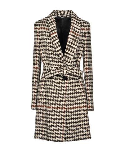 Купить Женское пальто или плащ CARLA G. темно-коричневого цвета