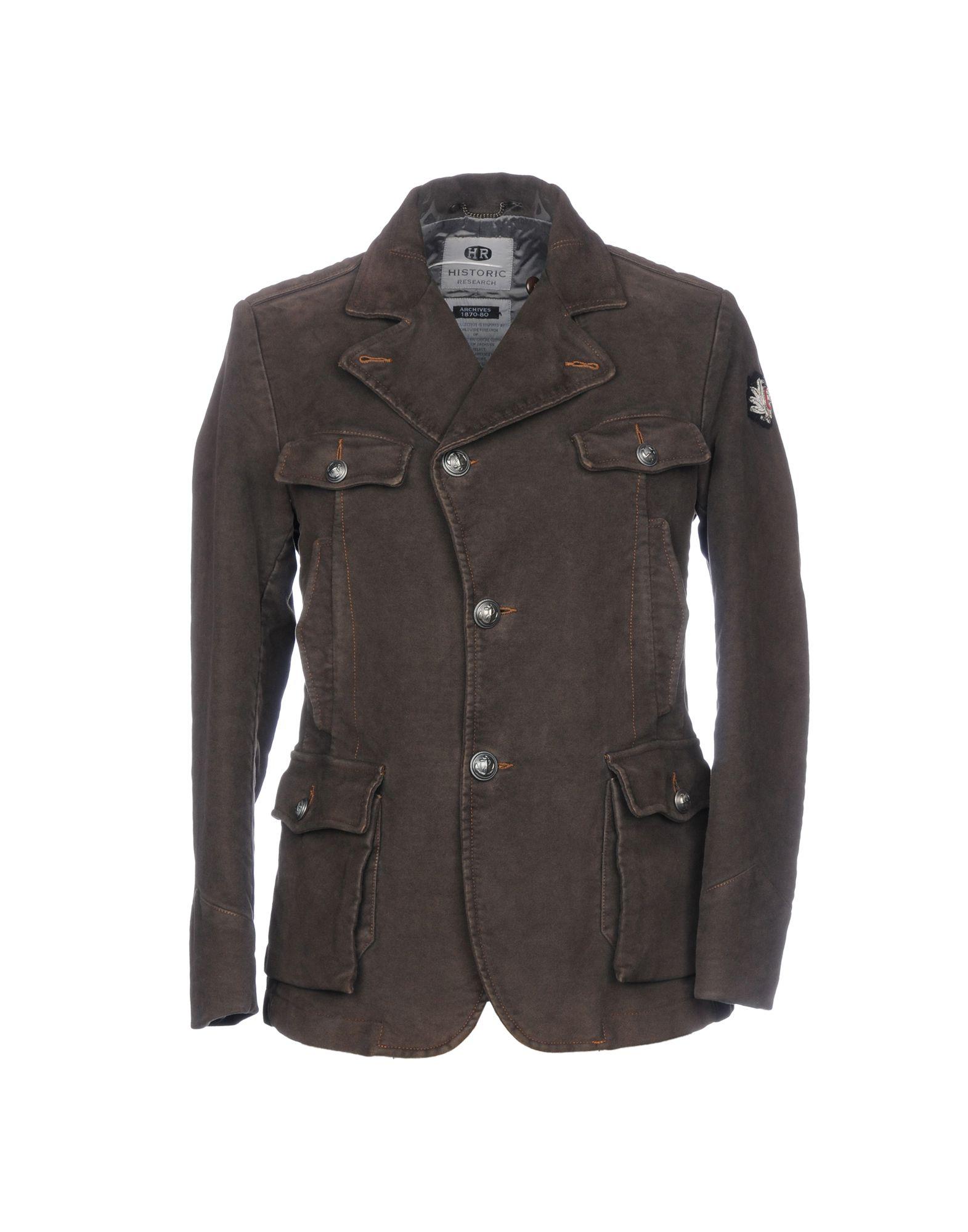 HISTORIC RESEARCH Куртка