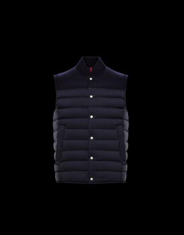 MONCLER POLLUX - Waistcoats - men