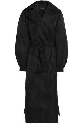 MAJE + Schott NYC Goodwin shell coat
