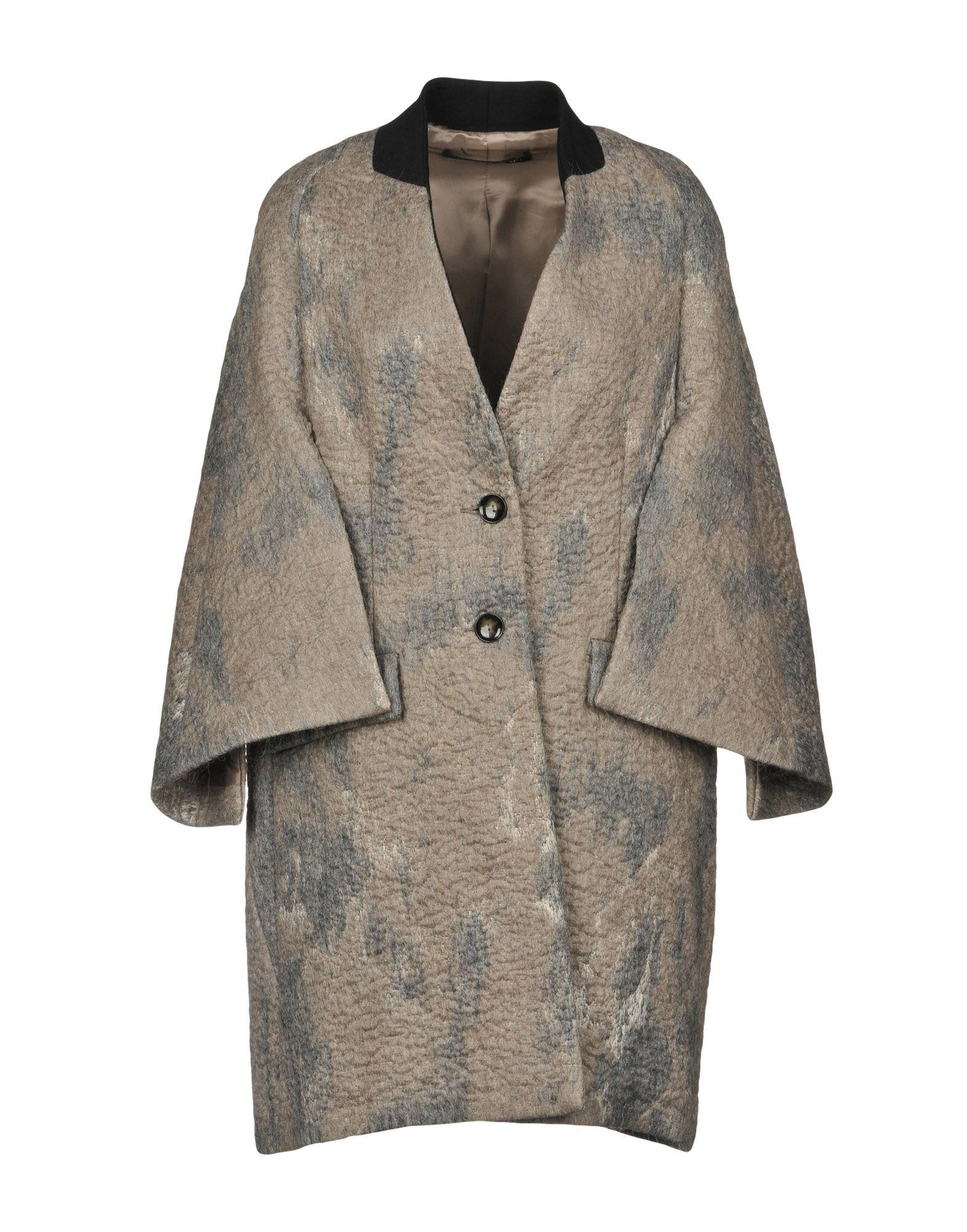 MALLONI Coat in Grey