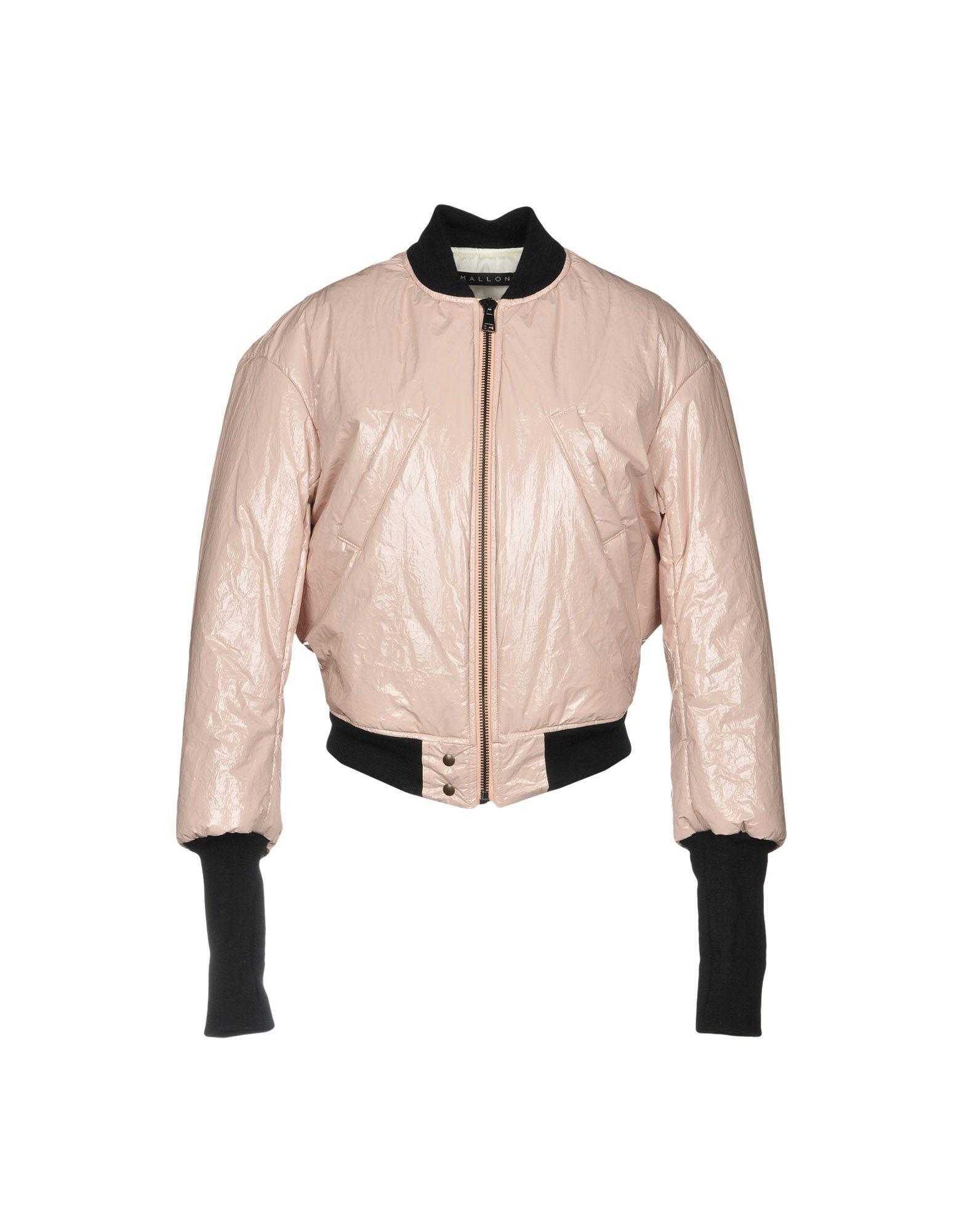 MALLONI Bomber in Light Pink