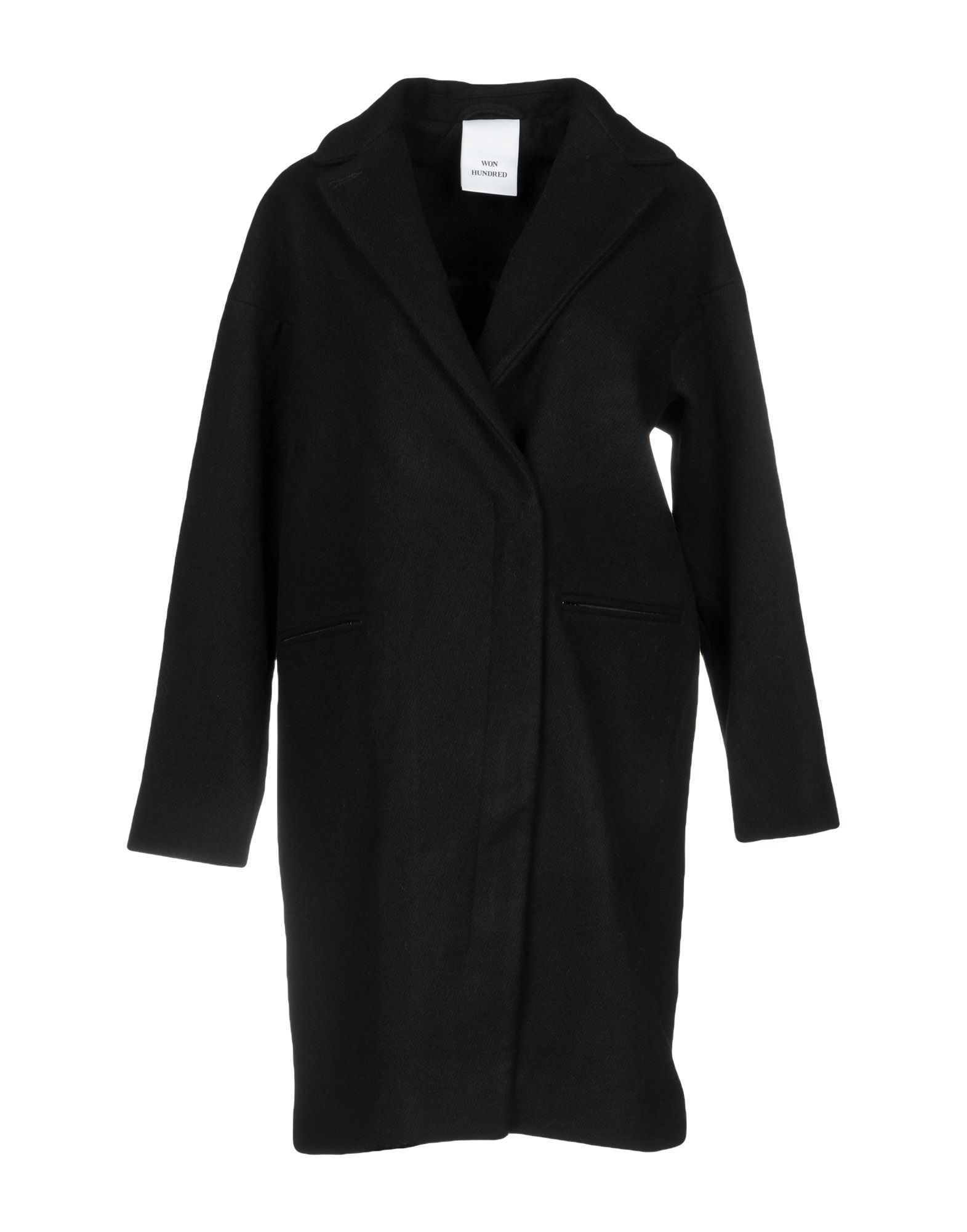 WON HUNDRED Пальто won hundred пальто