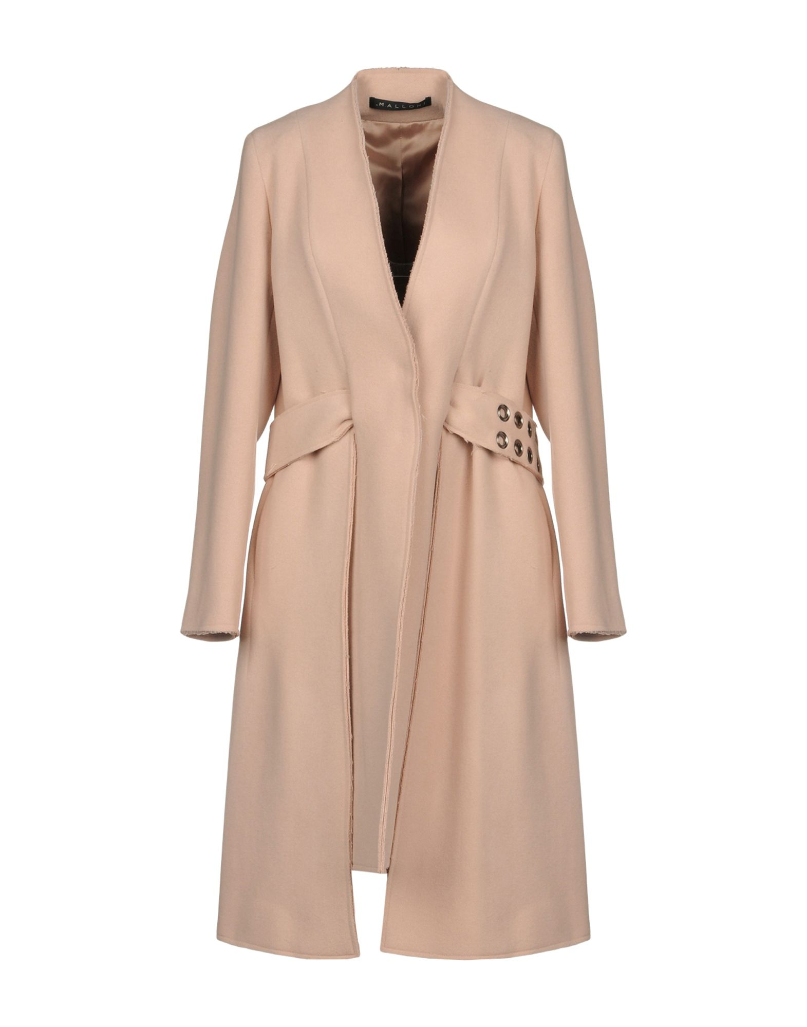 MALLONI Coat in Light Pink