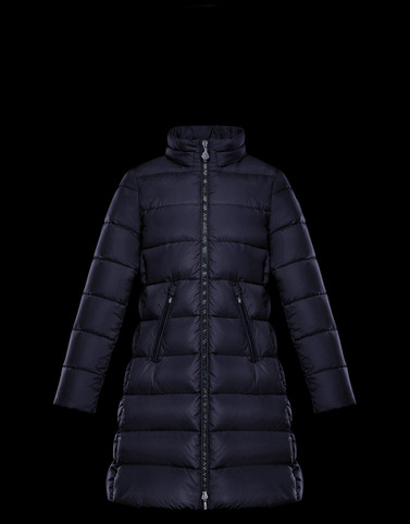 12c3745ec Moncler ABELLE for Woman, Long outerwear   Official Online Store