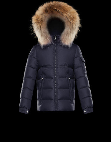NEW BYRON Dark blue Category Parka