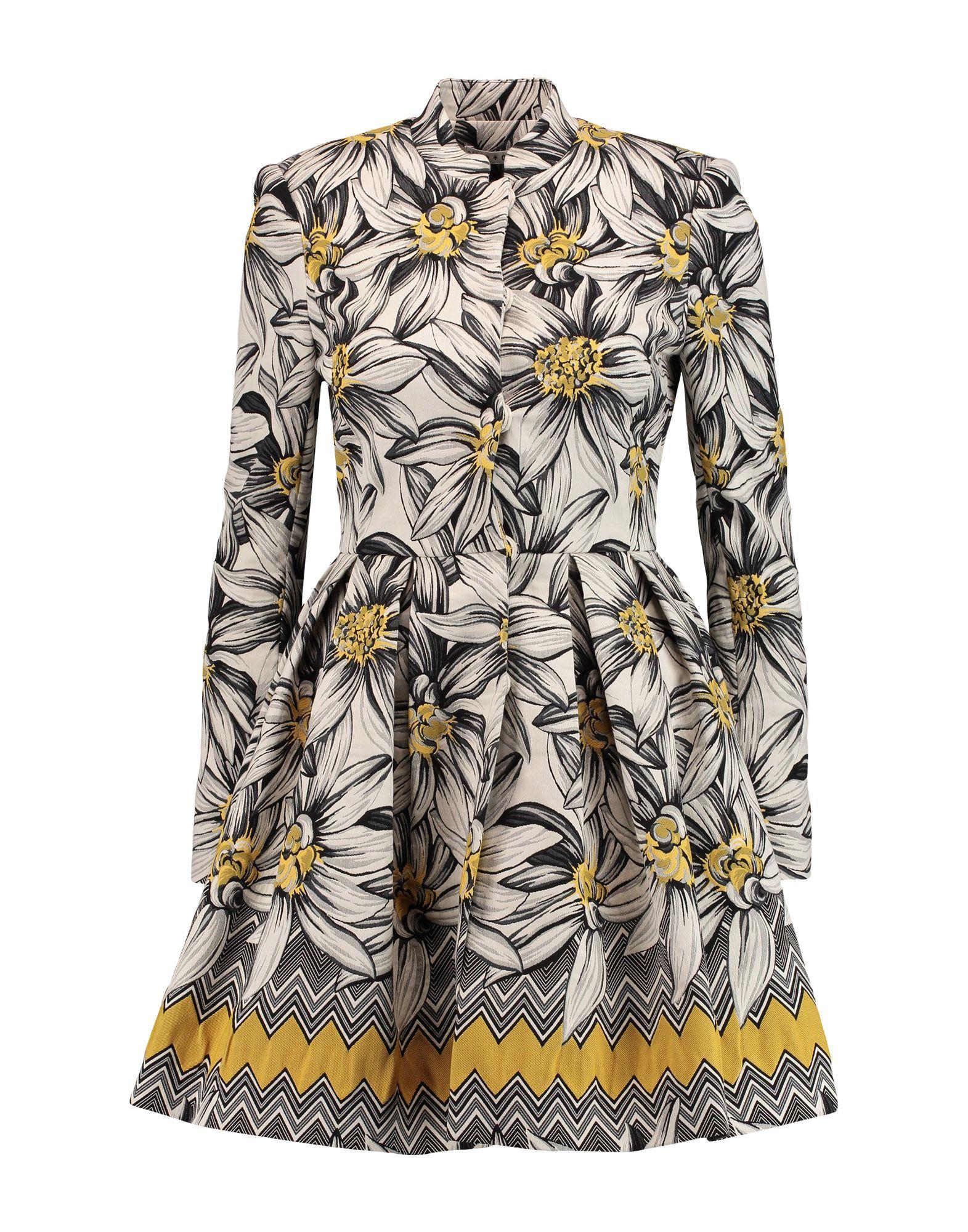 ALICE + OLIVIA Пальто alice olivia пиджак