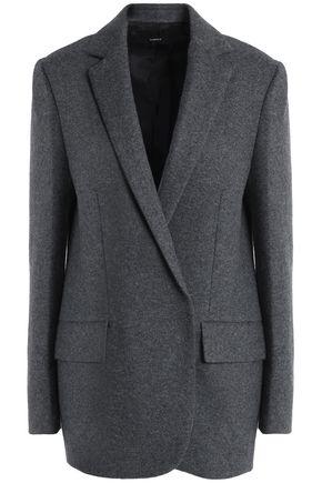 THEORY Brushed wool-blend blazer