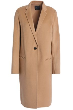 THEORY Wool and cashmere-blend coat