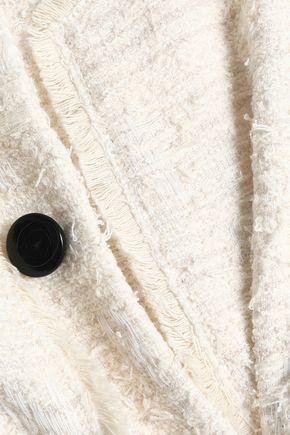 PROENZA SCHOULER Cotton-blend bouclé-tweed jacket