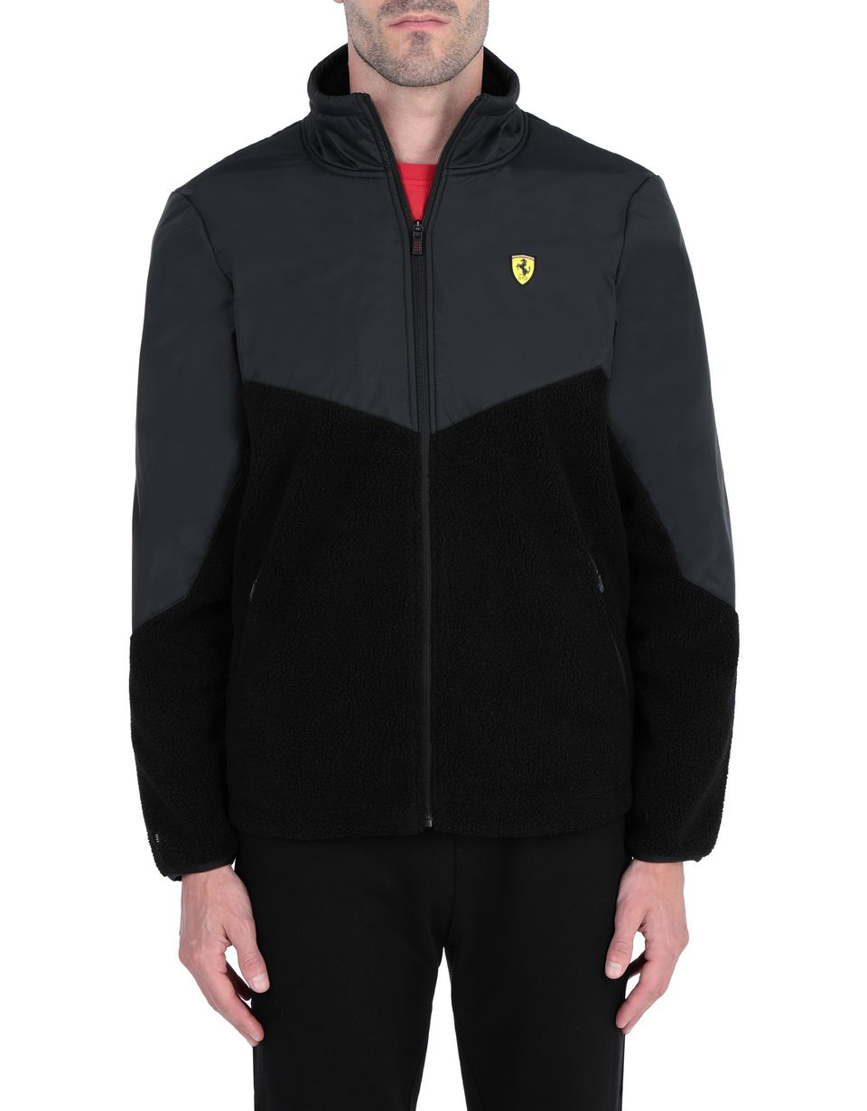 Scuderia Ferrari Online Store - Men's fleece jacket -