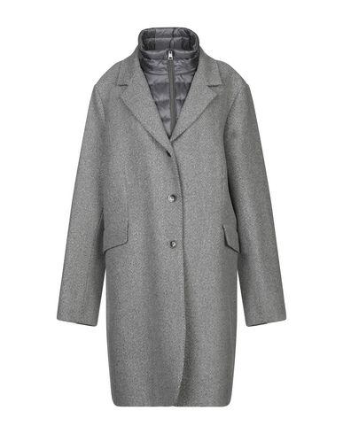 Фото - Женское пальто или плащ JAN MAYEN серого цвета