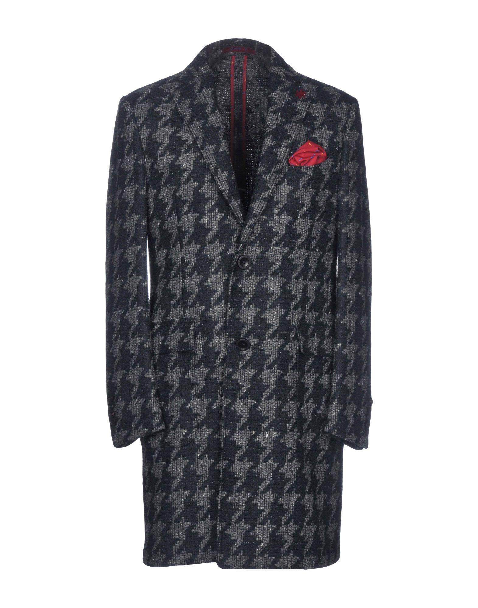 Фото - GIACCHE' Пальто брошь blucome bijouteria esmaltes 7106100495