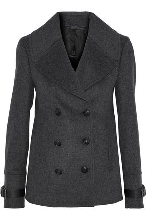 BELSTAFF Northill double-breasted wool and cashmere-blend jacket