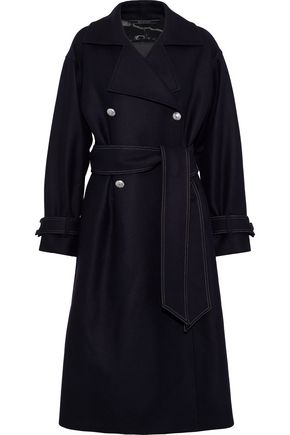 BELSTAFF Chalcot double-breasted wool-blend trench coat