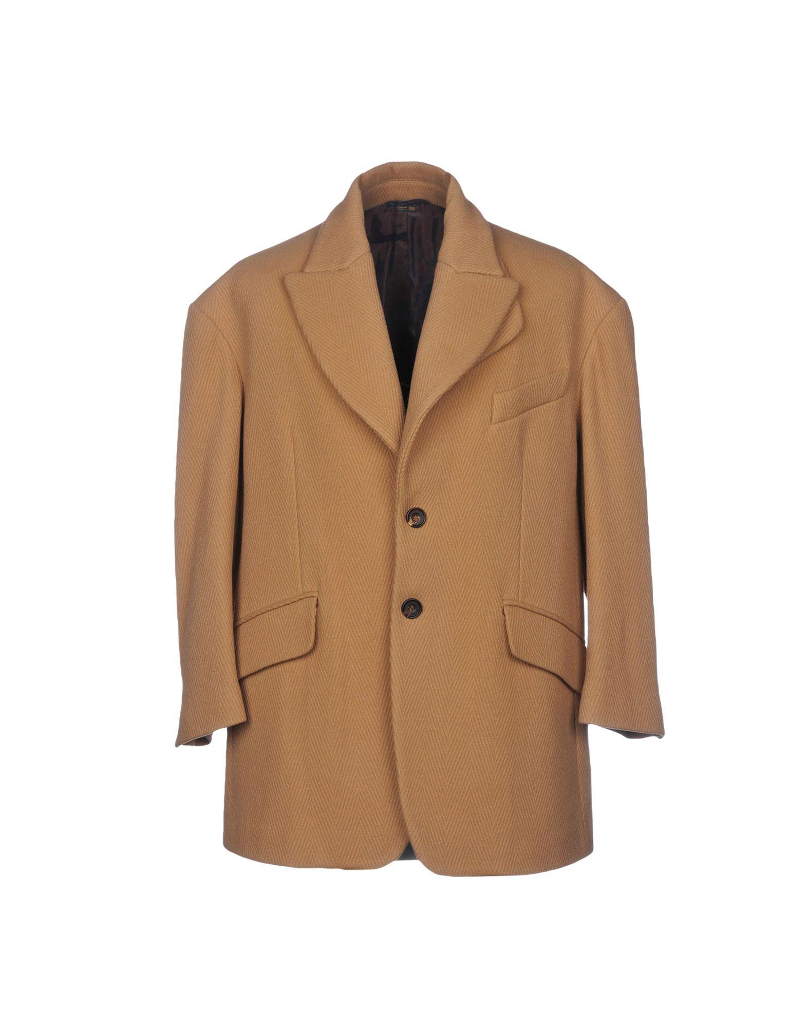 VIVIENNE WESTWOOD MAN Coat in Camel