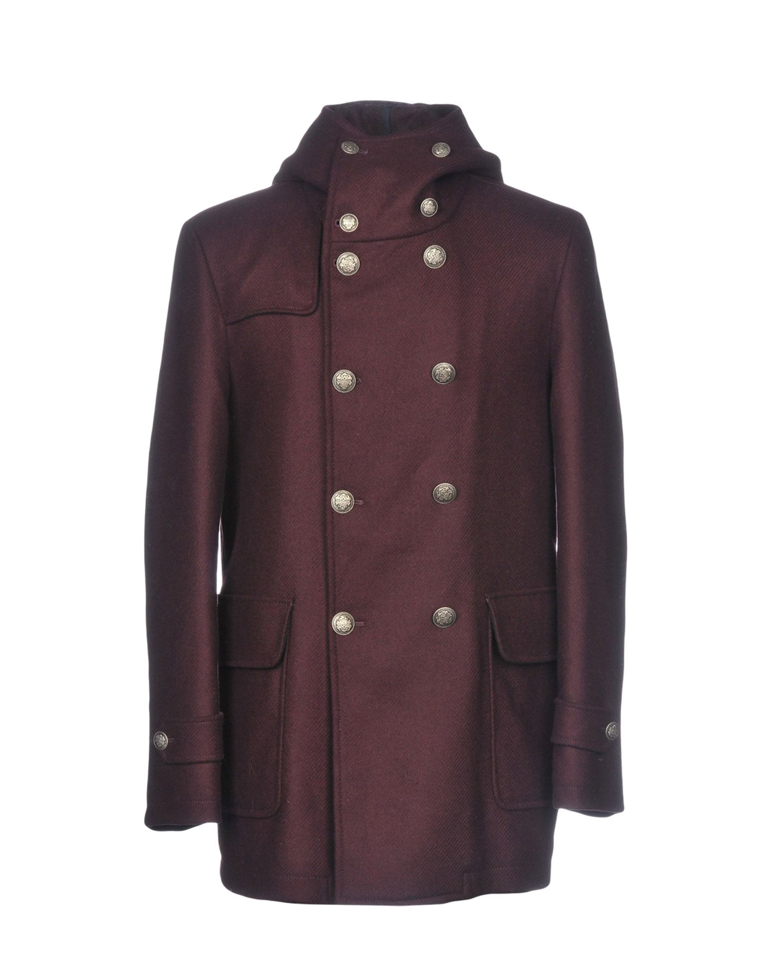 DOUBLE EIGHT Пальто