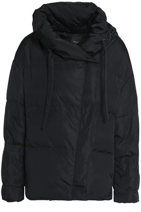 THEORY Quilted shell down jacket