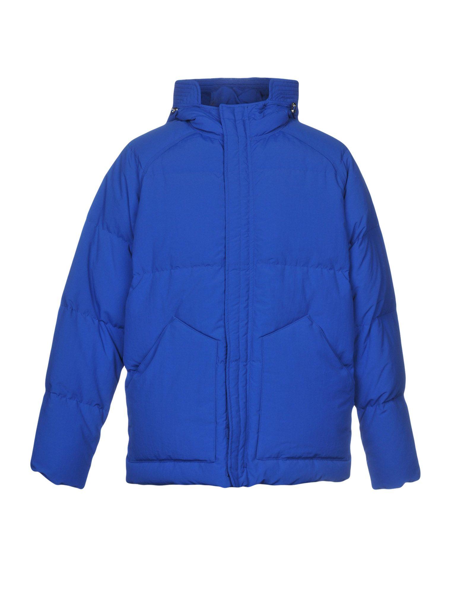 《送料無料》BELLEROSE メンズ ダウンジャケット ブライトブルー M ナイロン