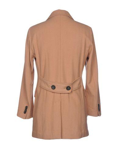 d8529a16 Мужское пальто или плащ AT.P.CO 41825257LA цвет верблюжий на YOOX за ...