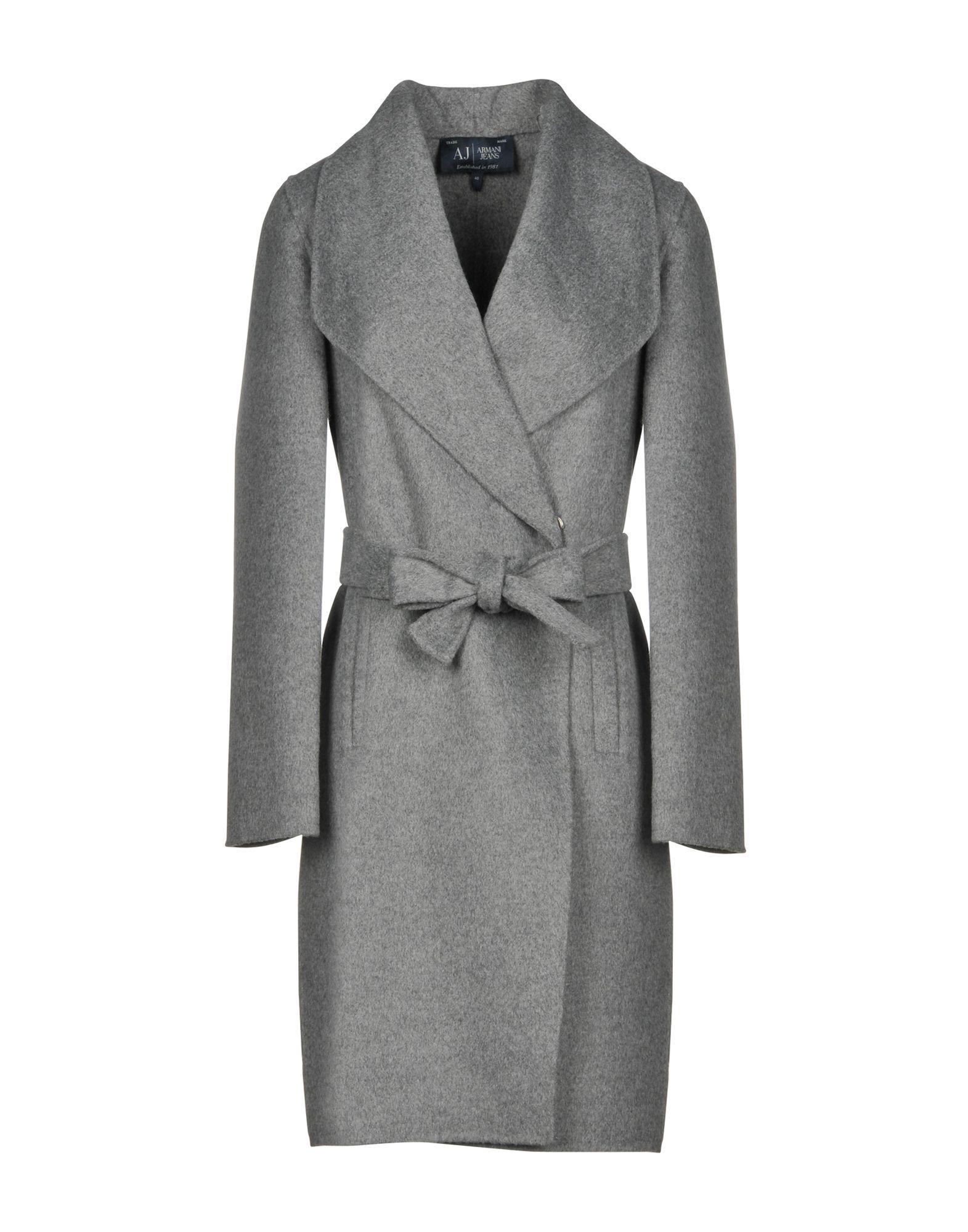 купить ARMANI JEANS Пальто по цене 25500 рублей