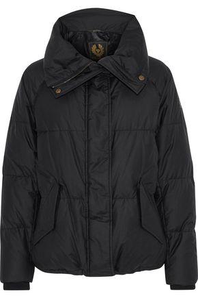 BELSTAFF Cobury cotton-blend shell down jacket