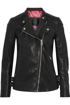 BELSTAFF Brademore leather biker jacket