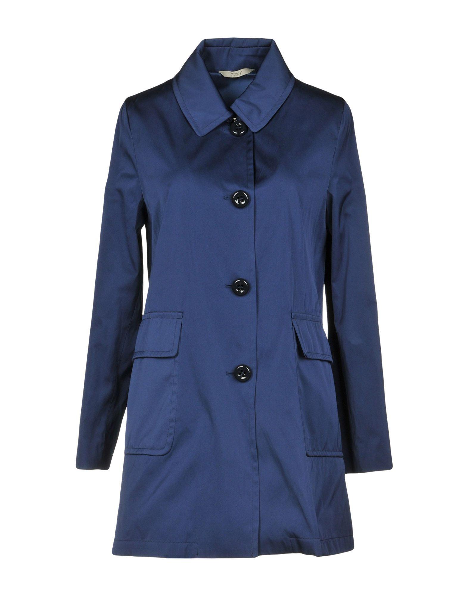 MANUELA CONTI Легкое пальто
