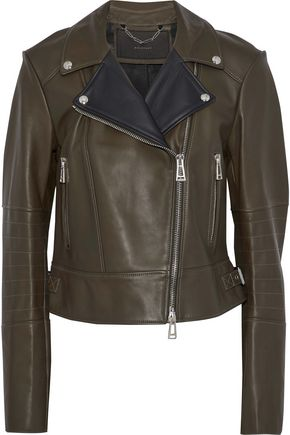 BELSTAFF Burgess leather biker jacket