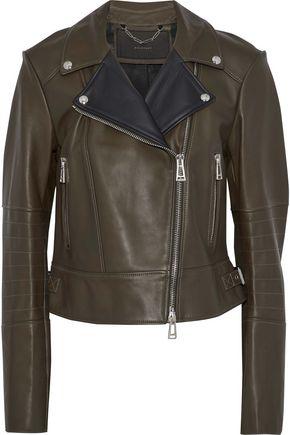 BELSTAFF Burgess leather biker jacket