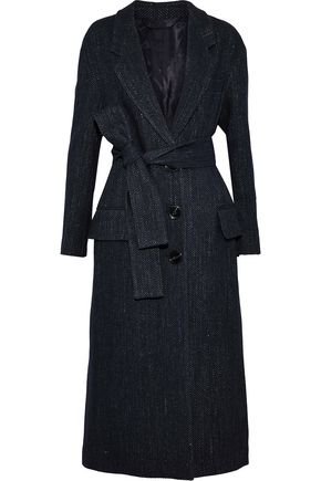 ACNE STUDIOS Cade herringbone wool-blend coat