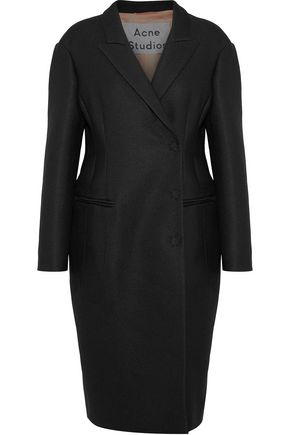 ACNE STUDIOS Caith gabardine coat