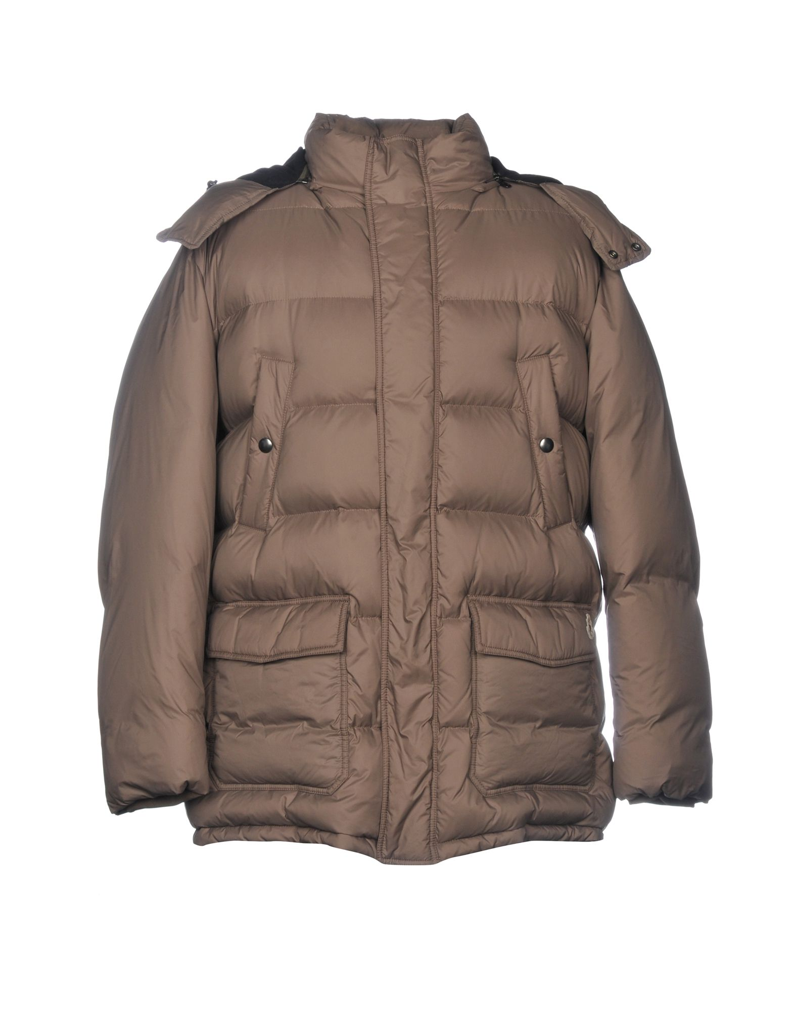 FAÇONNABLE Synthetic Padding in Khaki