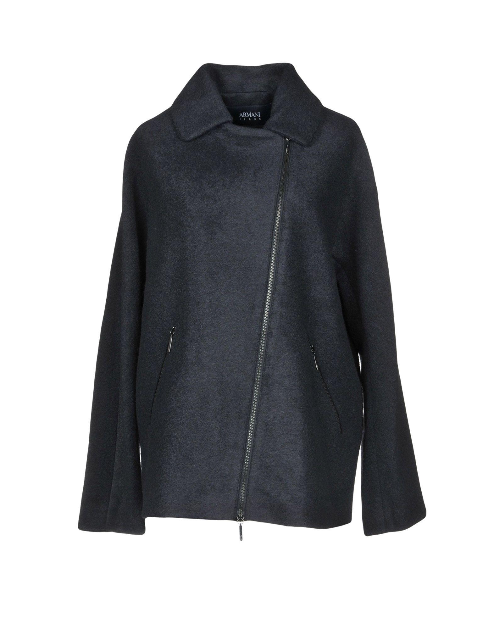 ARMANI JEANS Пальто armani jeans пальто