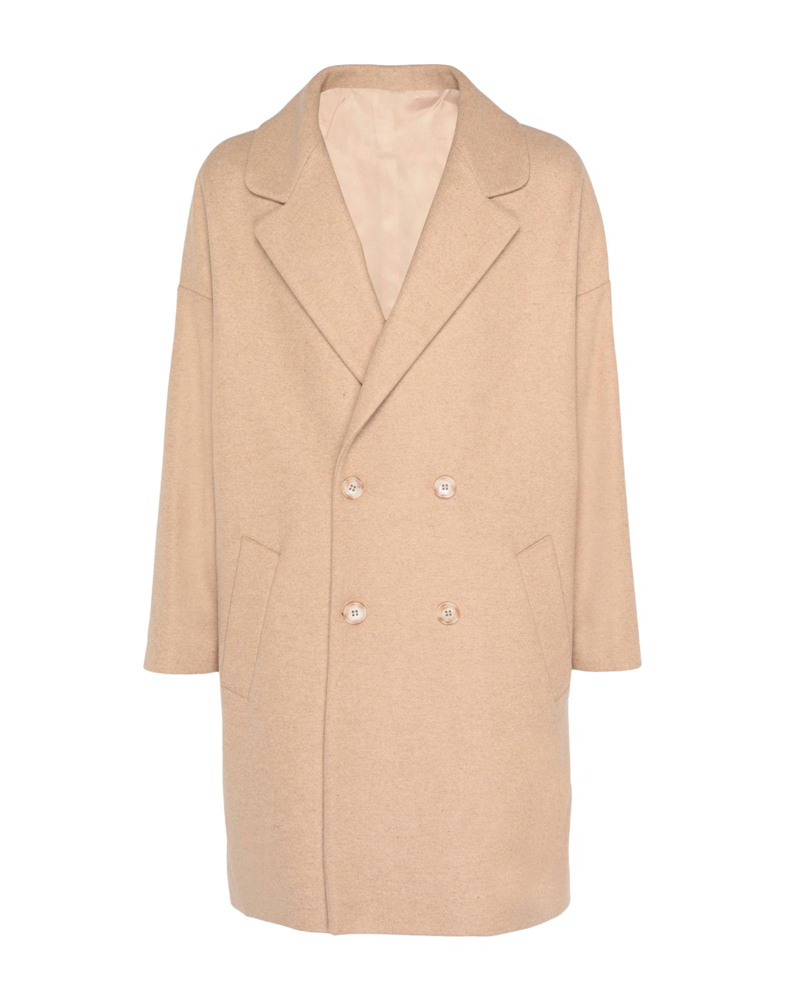 8 by YOOX Пальто mayamoda пальто oversize
