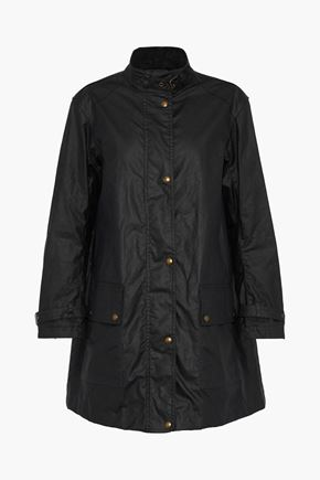 BELSTAFF Keel coated-cotton shell jacket
