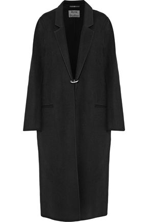 ACNE STUDIOS Foin Doublé oversized wool and cashmere-blend coat