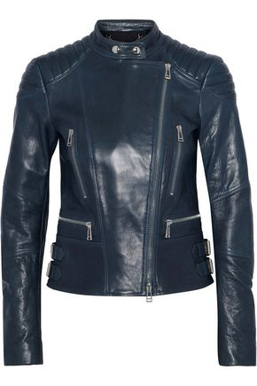 BELSTAFF Sydney leather biker jacket