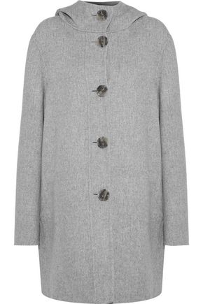 ACNE STUDIOS Cami Doublé wool and cashmere-blend coat