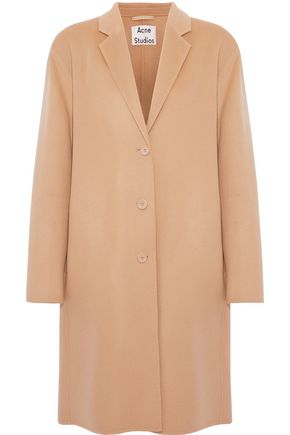 ACNE STUDIOS Avalon wool and cashmere-blend coat