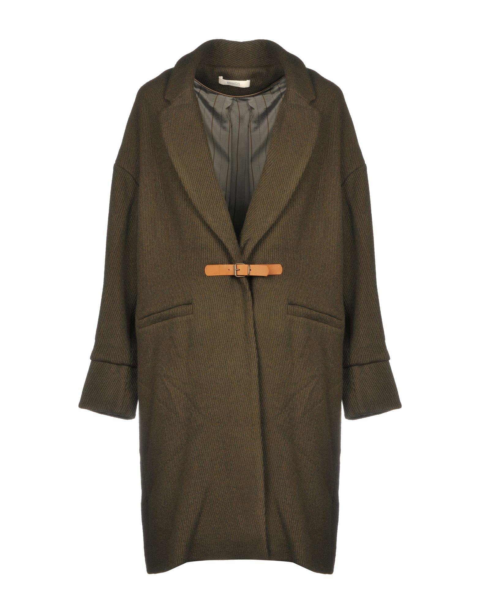 цены на SESSUN Пальто в интернет-магазинах