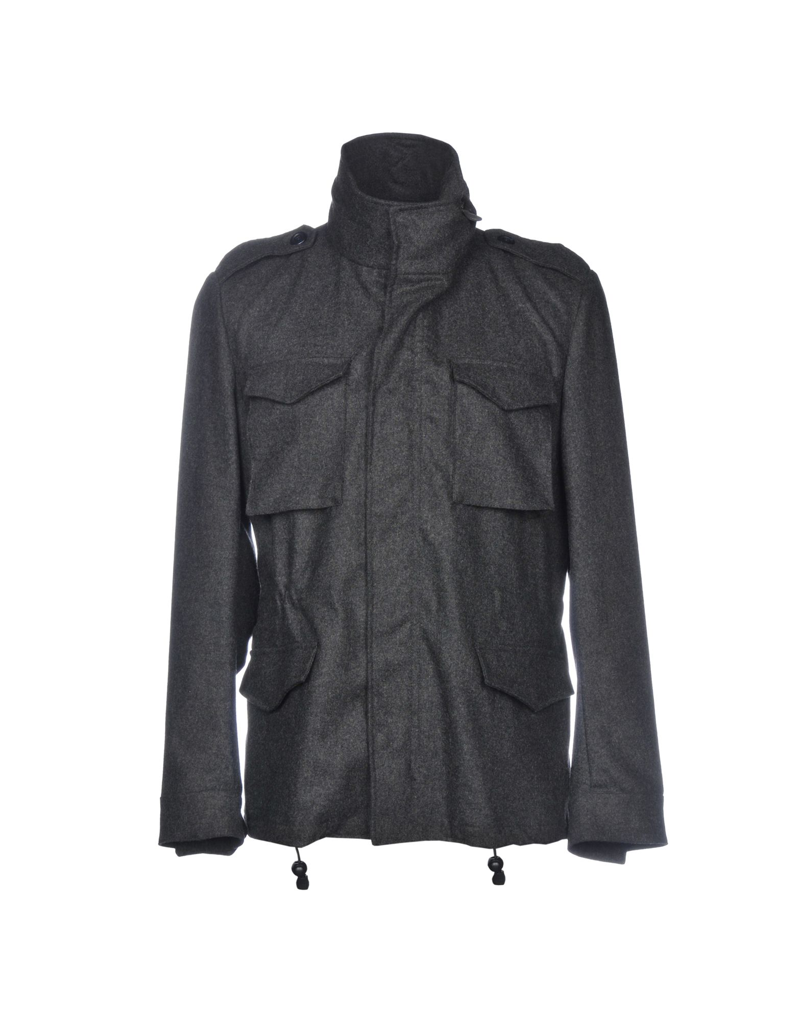 CRUNA Jacket in Steel Grey