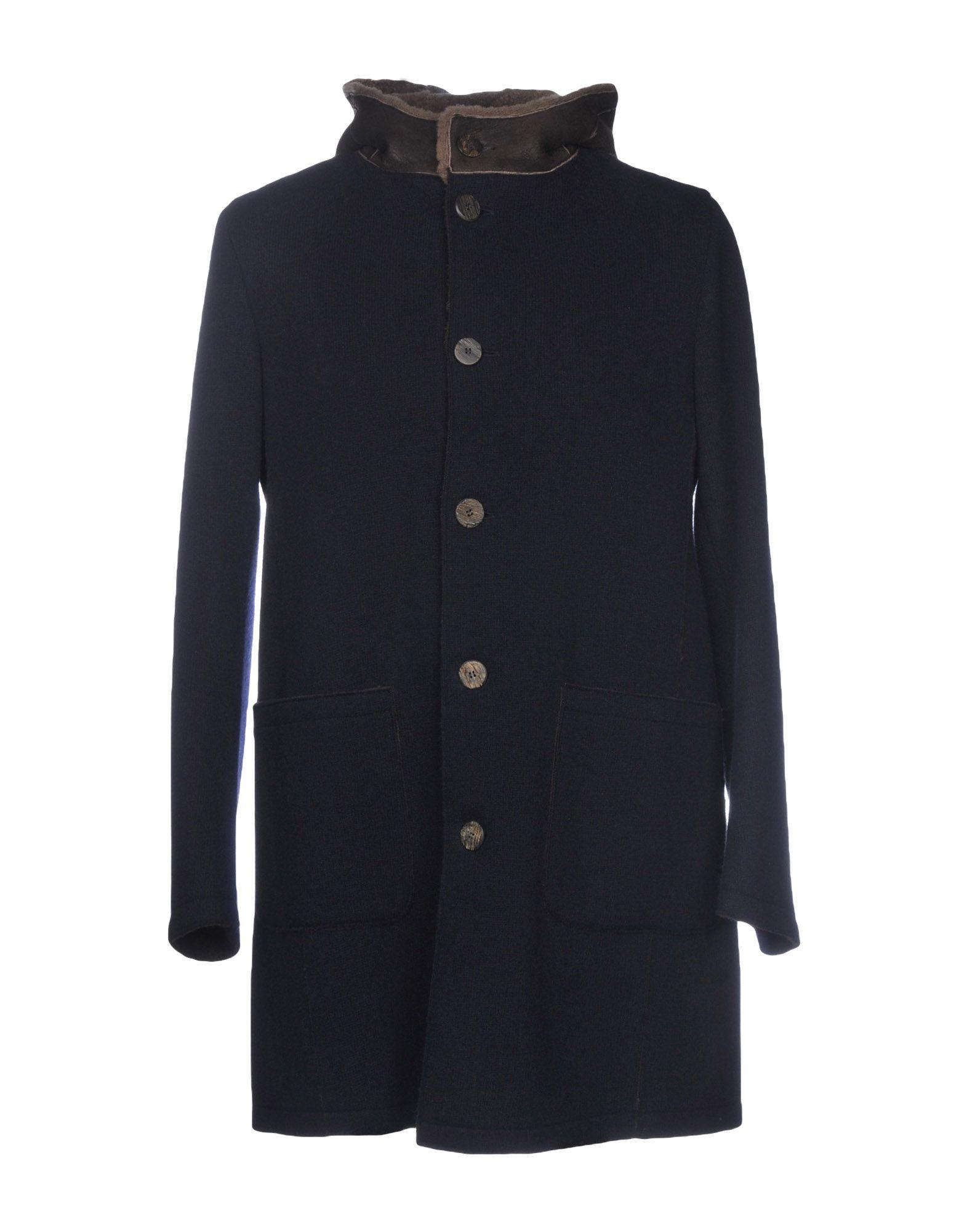 GMS-75 Coat in Dark Blue