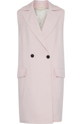 MARNI Oversized wool vest