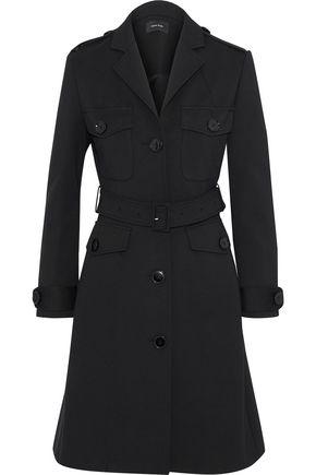SIMONE ROCHA Belted woven coat