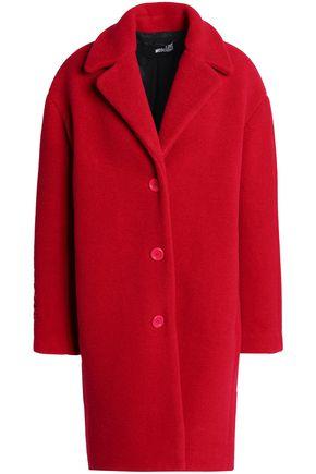 LOVE MOSCHINO Felt coat